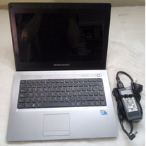 Notebook Ultrabook Bangho Zero B-h63x - Leer