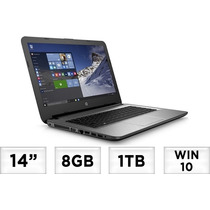 Notebook Hp Pavilion Intel I7 8gb 1tb 14 Pulg Hd Gforce 940m
