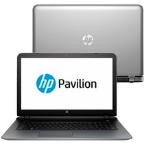 Notebook Hp Pavilion 15.6 Intel Core I3 8gb Ram 500gb Win 10