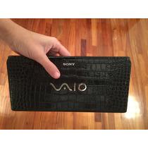 Sony Vaio Serie Pocket Cubierta Símil Coco Permuto X Iphone.