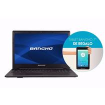 Notebook Banghó Max G01 Intel Core I5 4gb 1tb 15.6¨ + Tablet