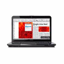 Notebook Toshiba (intel Dc/14/4g/500g/w8) C845-sp4302 Dmaker