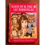 Alicia En El Pais De Las Maravillas. Lewis Carroll. Billiken