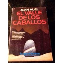 El Valle De Los Caballos Jean Auel La Plata