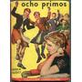 Luisa M. Alcott - Ocho Primos - Colección Cordillera - I6
