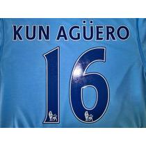 Números Barclays Premier League 2010-2011-2012 Original