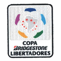 Parche Copa Libertadores 2015 San Lorenzo Huracan Racing Etc