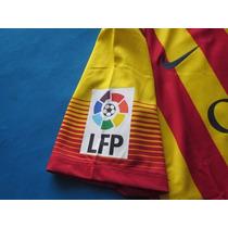 Parche Lfp Liga Española De Futbol - Estampado Sin Cargo