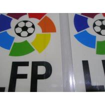 Parche De Lfp De Liga Española
