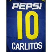 Números Boca Juniors 2004-2005 Original Y Oficial