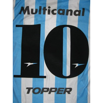 Números Racing Club 1996-1997 Original Y Oficial Topper