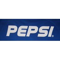 Logos Pepsi Boca Juniors 2003-2004 Blanco O Azul