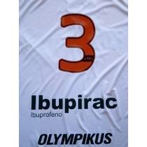 Numeros Argentinos Jrs Olympikus 2011-12 Suplentes Liquido!