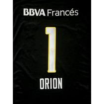 Números Buzo Arquero Boca Juniors Transición2014 Torneo 2015