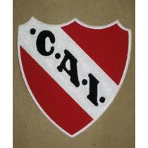 Escudo Independiente 2009-2010 Original Y Oficial Puma