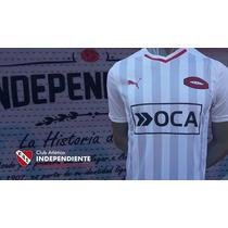 Estampado Independiente Puma 2015 - En El Acto - Titu/supl