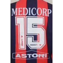 Estampado Numero Penalty San Lorenzo 1995 1996 Tit Y Sup