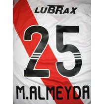 Números River Plate 2010 Original Y Oficial Adidas