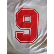 Número River Plate 92-93-94 Titular Y Alternativa Flock