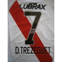Números River Plate 2011-2012 Original Y Oficial Adidas