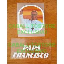 Papa Francisco-estampado Camiseta San Lorenzo 2013-exclusivo