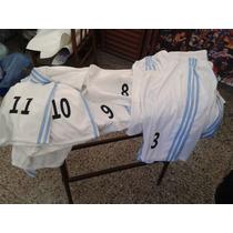 Short Con Tiras Numero ,o Liso Camisetas Todas Los Talles