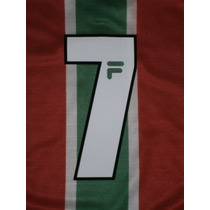 Números Vélez Sársfield 2000-2003 Original Y Oficial Fila