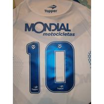 Números Vélez Sársfield 2011-2012 Original Y Oficial Topper