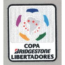 Parche Copa Libertadores 2013 Oficial - Boca Velez Arsenal