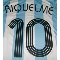 Estampado Nombre Numero Argentina Alemania 2006
