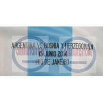 Matchday Argentina Mundial 2014 - Bosnia/ Iran/nigeria/suiza