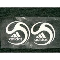 Par Logos Adidas Selecciones 2008-10