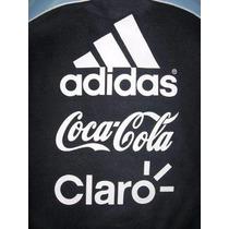 Estampado Publicidad Selección Argentina Coca Cola Claro Gde