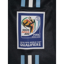 Parche Eliminatorias Sudáfrica 2010 Original Y Oficial