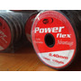 Nylon Tanza Para Pesca Power Flex 0,70 Mm X 100 Mts
