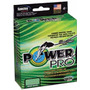 Multifilamento Power Pro 30lbs/300yds 0.28mm - Verde Musgo