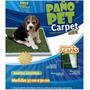 Bandeja Sanitaria Alfombra Perro Pañopet Carpet Mini Petline