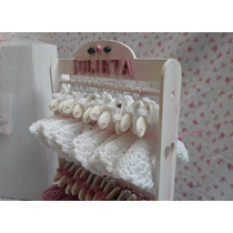 Souvenirs Al Crochet Nacimiento Primer Añito Baby Shower