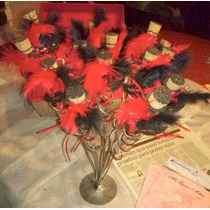 Ceremonia De 15 - Arbolito Con Pergaminos