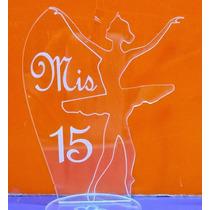 Souvenirs Acrilicos De 15,casamientos,nacimentos,bautismos