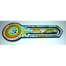 Señaladores De Madera Pintados A Mano (ideal Souvenirs)