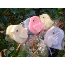 Originales Pajaritos (10) De Jabon Perfumado Ideal Souvenirs
