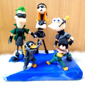 Adornos Torta Phineas Y Ferb 2 D