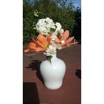 Floreros O Cajitas De Porcelana Blanca X 10 Unid. Souvenirs