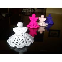 Angelitos Tejidos Al Crochet.
