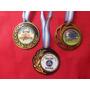 Medallas Plasticas, Trofeos, Souvenirs. Distinciones Espec