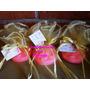 Souvenirs: 50 Jabones Artesanales Con Envoltorio De Organza