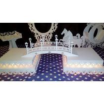 Set Combo Princesas Cumpleaños Candy Bar Eventos