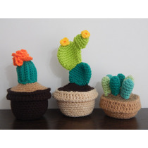 Cactus Crochet.