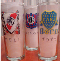 Vasos Souvenirs De Vidrio